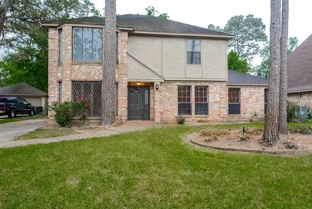 6311 Singing Creek Lane, Spring, TX 77379 (MLS #16665371) :: All Cities USA Realty