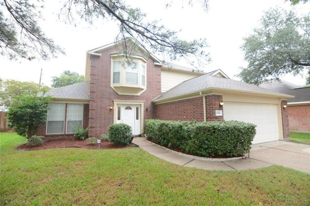 6246 Billinsgate Drive, Katy, TX 77449 (MLS #16669548) :: The Heyl Group at Keller Williams