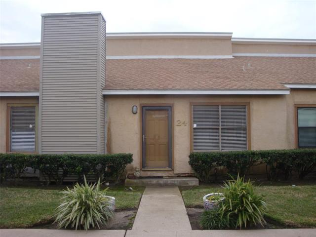 3700 83rd St #24, Galveston, TX 77554 (MLS #16670059) :: Christy Buck Team