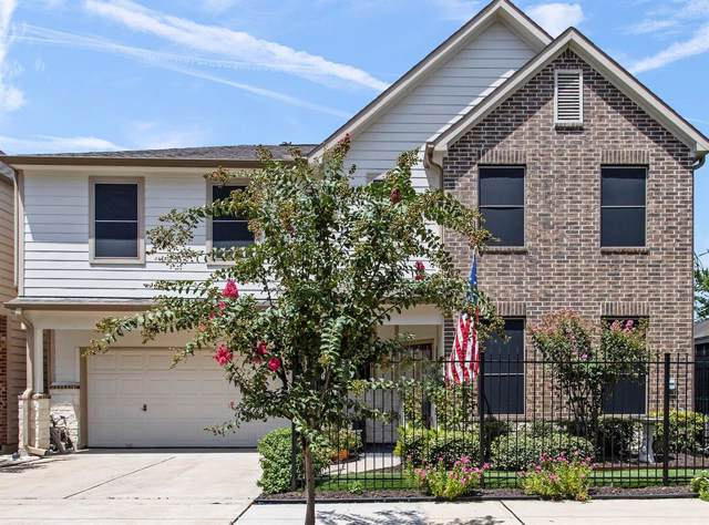 1511 W 14th Street, Houston, TX 77008 (MLS #16673707) :: The SOLD by George Team