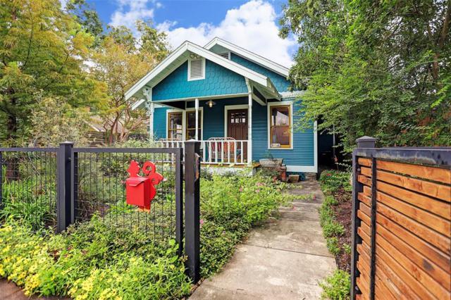 204 E 25th Street, Houston, TX 77008 (MLS #16674361) :: Caskey Realty