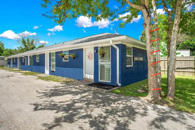 4806 6 Th Street, Bacliff, TX 77518 (MLS #16686822) :: The Home Branch