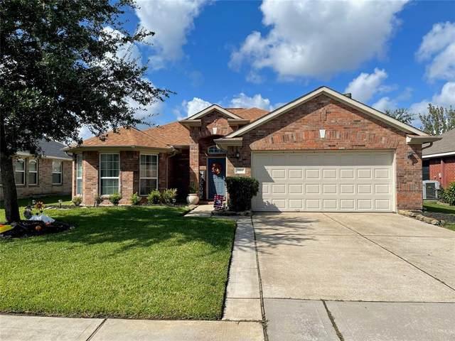 2012 Sandy Bank Lane, Pearland, TX 77581 (MLS #16688392) :: The Parodi Group