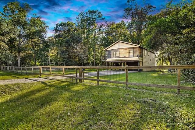 123 White Oak Drive N, Woodbranch, TX 77357 (MLS #16690092) :: Parodi Group Real Estate