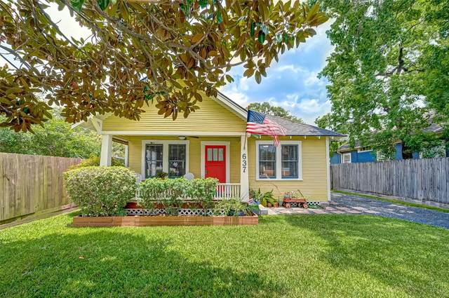 637 W 21st Street, Houston, TX 77008 (MLS #16690206) :: The SOLD by George Team