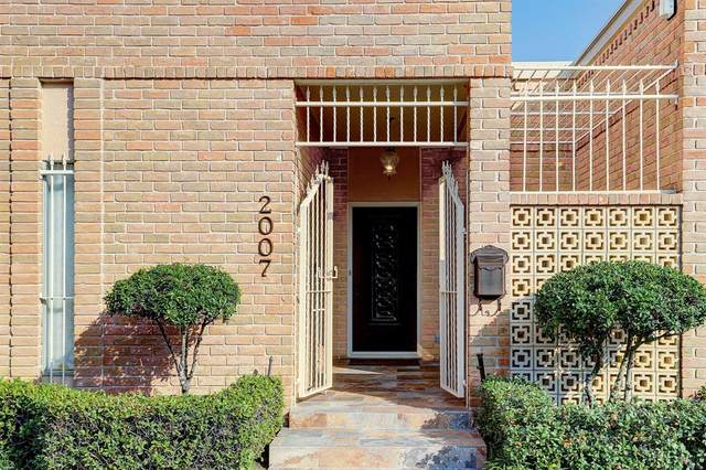 2007 Stonewalk Drive, Houston, TX 77056 (MLS #16690428) :: The SOLD by George Team