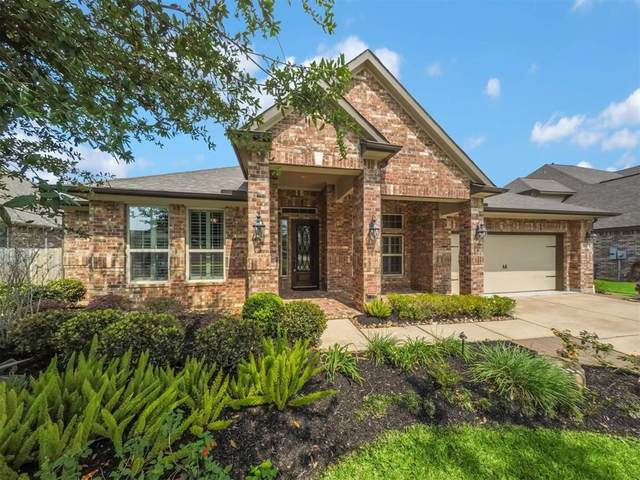 1522 Preserve Lane Lane, Pearland, TX 77089 (MLS #16695510) :: CORE Realty