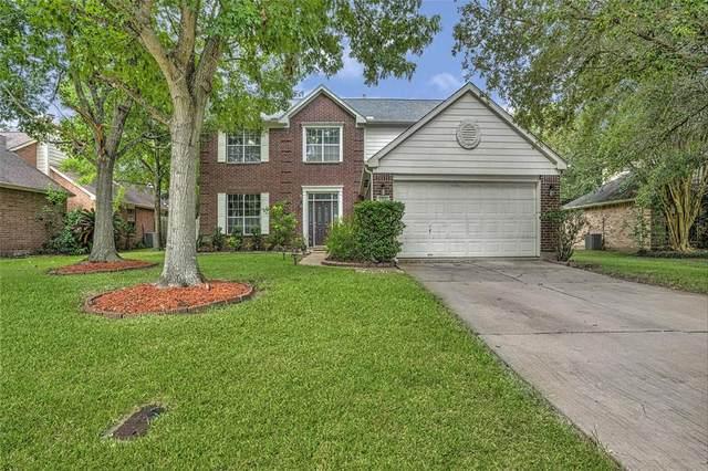 123 Plum Circle, Lake Jackson, TX 77566 (MLS #16696335) :: Ellison Real Estate Team