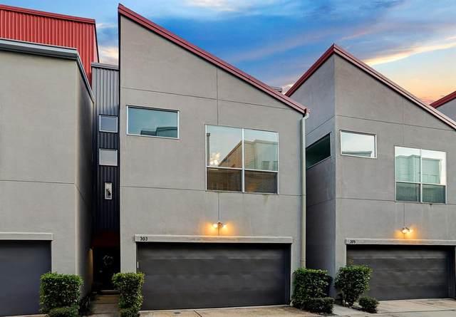303 Sydnor Street, Houston, TX 77020 (MLS #16712300) :: Bay Area Elite Properties