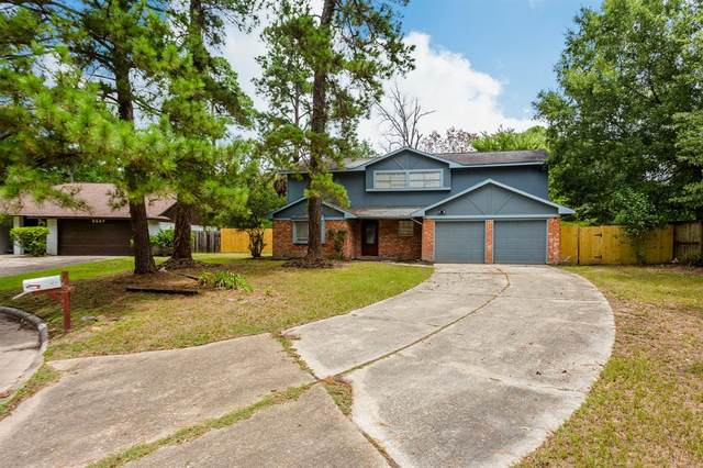 2251 Middle Creek Drive, Houston, TX 77339 (MLS #16719789) :: Giorgi Real Estate Group