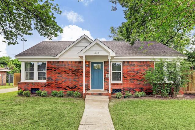 303 Kelley Street, Houston, TX 77009 (MLS #16731148) :: The Heyl Group at Keller Williams