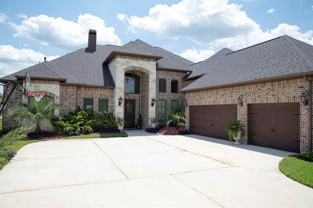11668 Grand Pine Drive, Montgomery, TX 77356 (MLS #16739140) :: The Home Branch