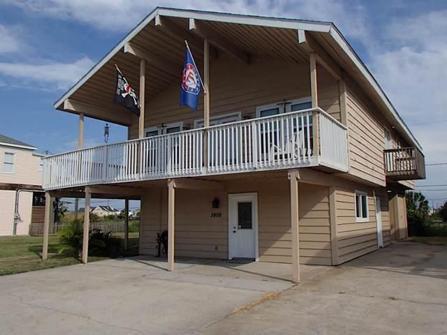 3909 Pirates Beach Circle, Galveston, TX 77554 (MLS #16745123) :: Texas Home Shop Realty