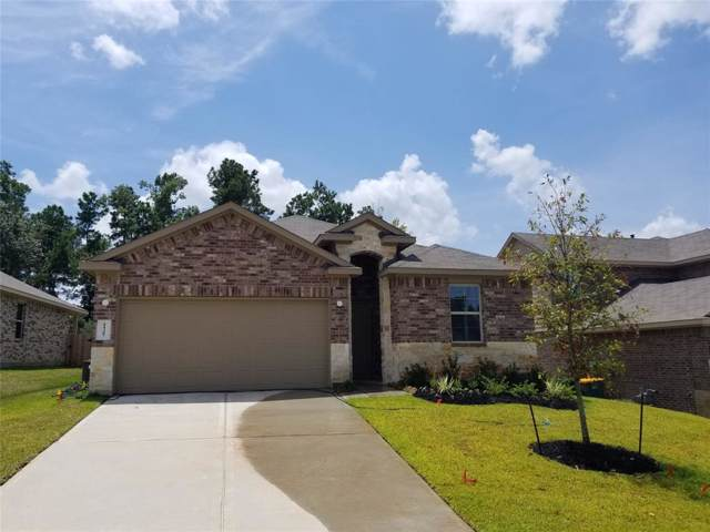 11387 Dawn Beach, Conroe, TX 77304 (MLS #16746084) :: Texas Home Shop Realty