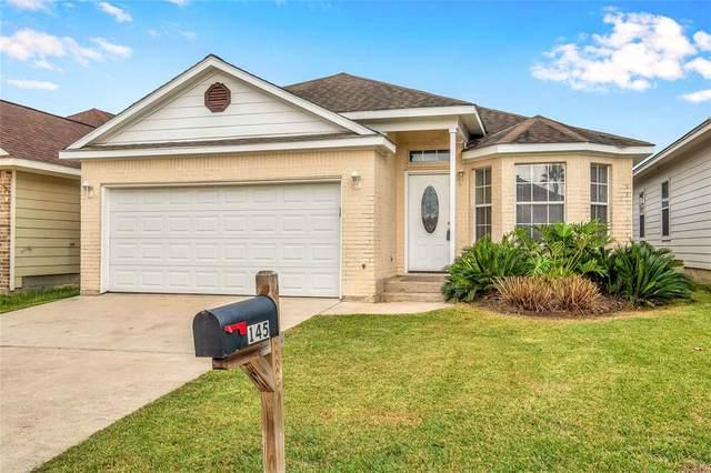 145 Snug Harbor Drive, Conroe, TX 77356 (MLS #16748387) :: Homemax Properties
