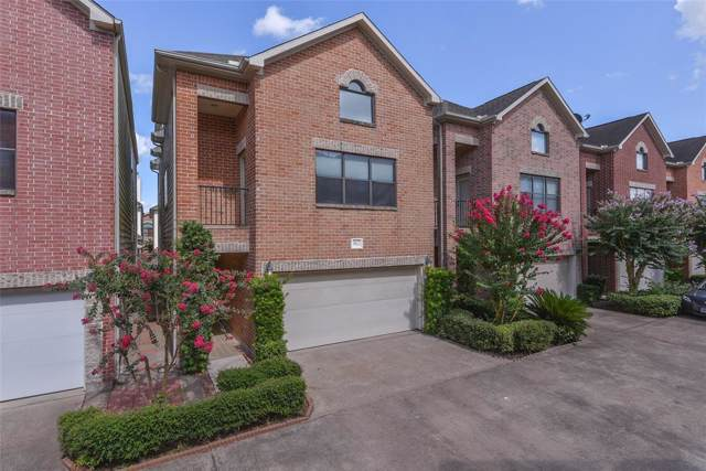 9813 Marlink, Houston, TX 77025 (MLS #16750410) :: The Collective Realty Group