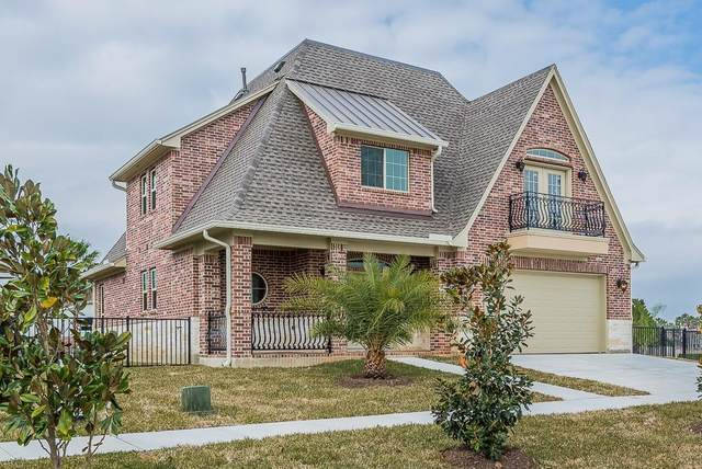 317 Twin Timbers Lane, Kemah, TX 77565 (MLS #16761944) :: The SOLD by George Team
