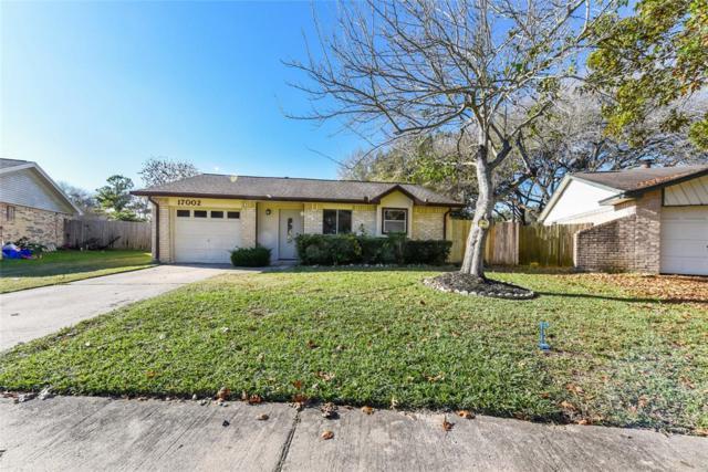 17002 Amber Ridge Drive, Sugar Land, TX 77498 (MLS #16774672) :: The SOLD by George Team