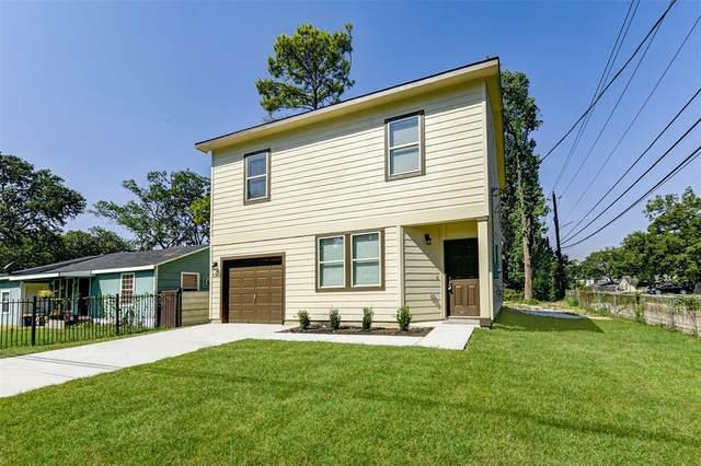 430 New Mexico St, Houston, TX 77029 (MLS #16777855) :: Green Residential