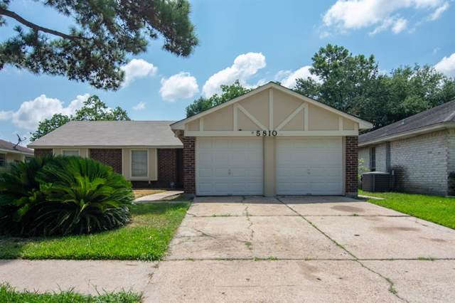 5810 Crooked Post, Spring, TX 77373 (MLS #16783580) :: The Jill Smith Team