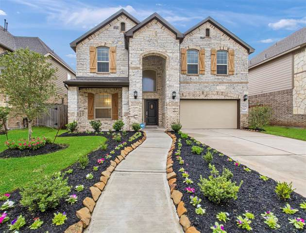 2323 Lowndes Point, Missouri City, TX 77459 (MLS #16792043) :: The Sansone Group