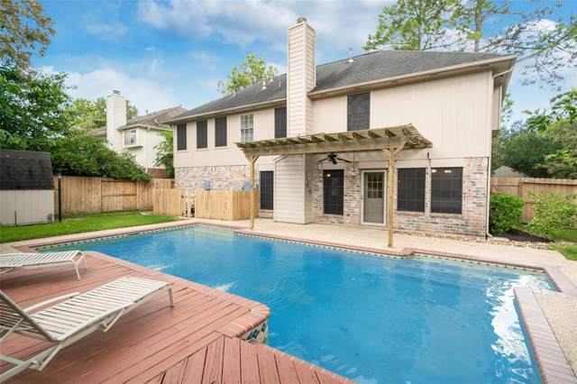 8519 Canyon Pine Drive, Spring, TX 77379 (MLS #16805800) :: Giorgi Real Estate Group