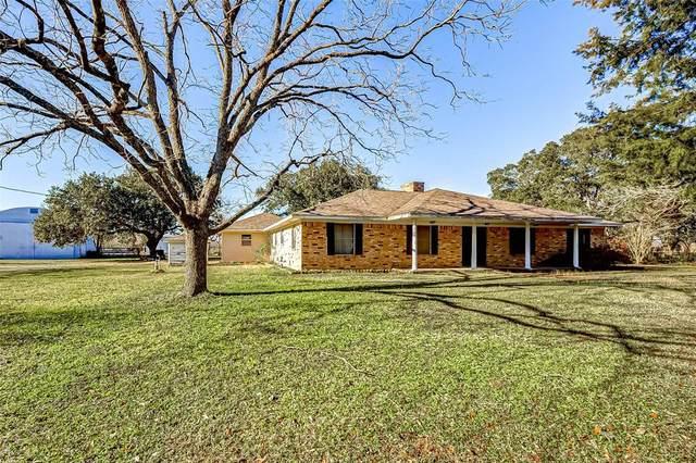 9820 Needville Fairchilds Road, Fairchilds, TX 77461 (MLS #16806038) :: The Bly Team