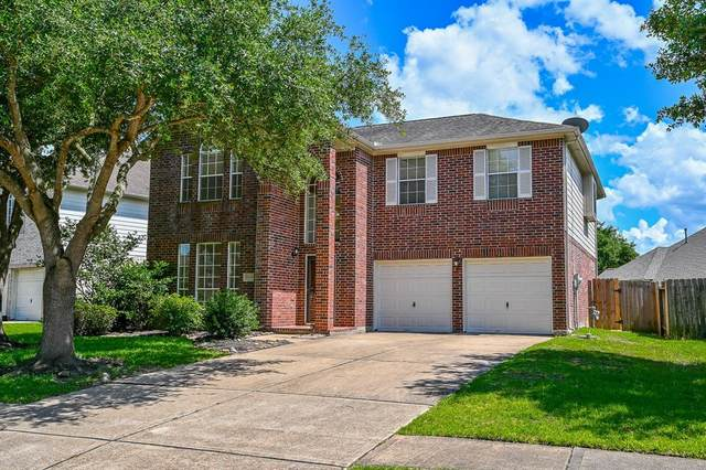 17619 Amber Mist Lane, Houston, TX 77095 (MLS #16808040) :: The Andrea Curran Team powered by Styled Real Estate