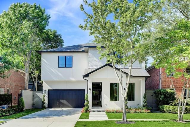 6025 Charlotte Street, Houston, TX 77005 (MLS #16808150) :: Lerner Realty Solutions