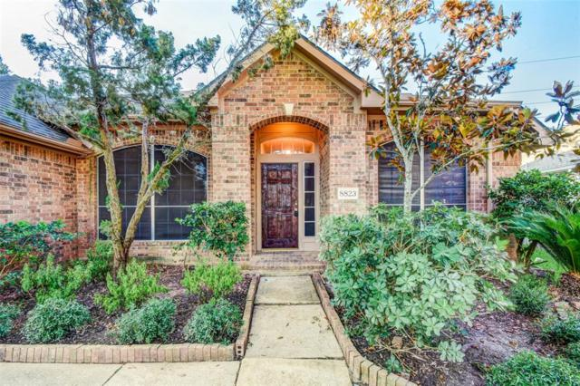 8823 Saratoga Drive, Sugar Land, TX 77479 (MLS #16822296) :: The Heyl Group at Keller Williams