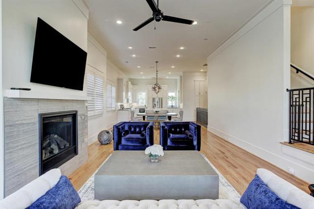208 Aurora Street B, Houston, TX 77008 (MLS #16825918) :: Texas Home Shop Realty