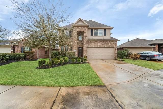 18939 Majestic Vista Lane, Richmond, TX 77407 (MLS #16829135) :: Homemax Properties