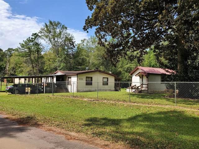 636 County Road 4180, Woodville, TX 75979 (MLS #16841817) :: Caskey Realty