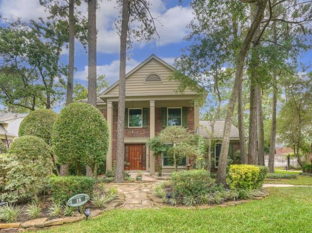 18 White Fawn, The Woodlands, TX 77381 (MLS #16844374) :: The Parodi Team at Realty Associates