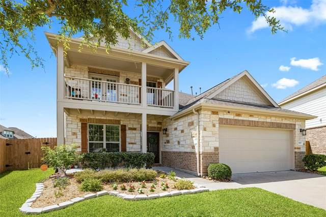 6919 Lantern Hll Lane, Rosenberg, TX 77469 (MLS #16849899) :: The Queen Team