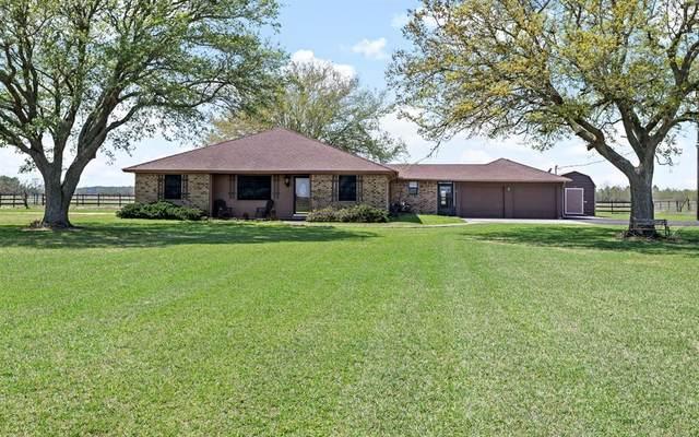 19646 Englin Road, Winnie, TX 77665 (MLS #16858314) :: TEXdot Realtors, Inc.
