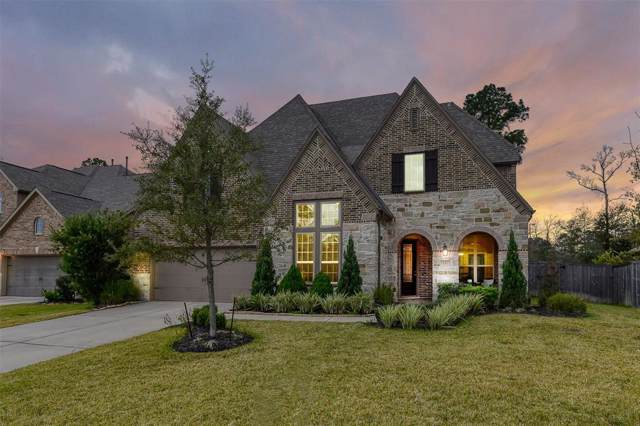 122 Hunter Hollow Drive, Montgomery, TX 77316 (MLS #16861429) :: The Home Branch