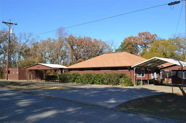 140 Kingswood Drive, Streetman, TX 75859 (MLS #16884095) :: The Home Branch