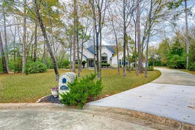 14671 Oak Shores Drive, Willis, TX 77318 (MLS #16884153) :: Texas Home Shop Realty