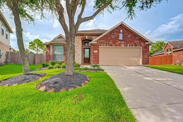 13201 Misty Shore Lane, Pearland, TX 77584 (MLS #16886513) :: The SOLD by George Team