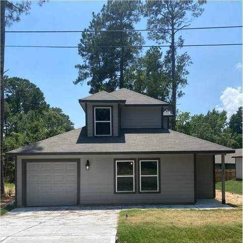 187 Cherry Tree, Livingston, TX 77351 (MLS #16888374) :: My BCS Home Real Estate Group