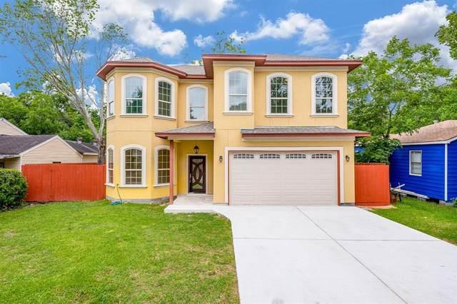 1110 Sunset Drive, Pasadena, TX 77506 (MLS #16890675) :: Connect Realty