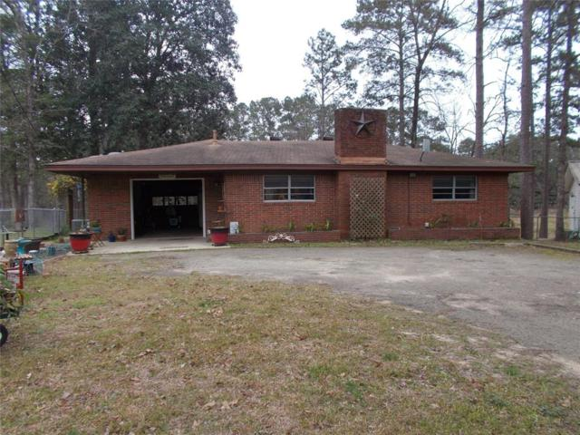 131 Roundtable Drive, Woodville, TX 75979 (MLS #16892611) :: The SOLD by George Team