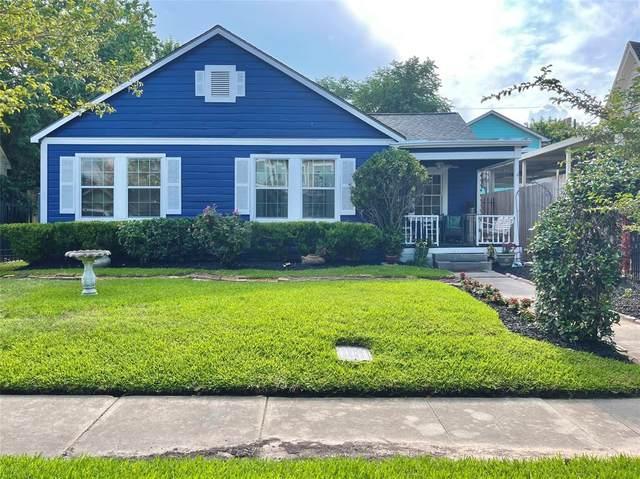 1119 Dorothy Street, Houston, TX 77008 (MLS #16896180) :: The Freund Group