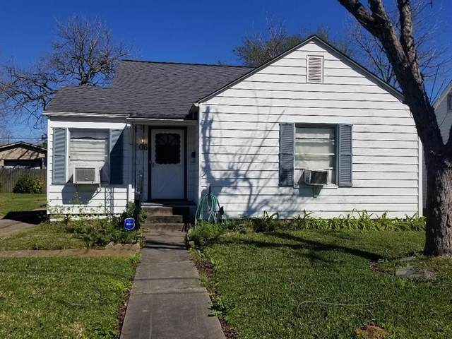 806 Aron Street, Baytown, TX 77520 (MLS #16899216) :: Connect Realty