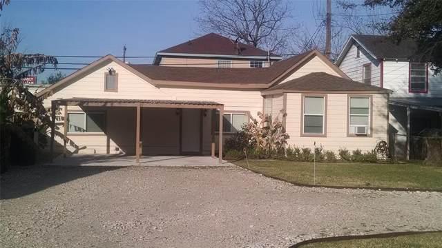 1407 Tabor Street, Houston, TX 77009 (MLS #16902639) :: Giorgi Real Estate Group
