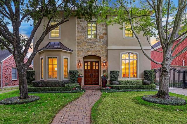 6021 Wakeforest Avenue, Houston, TX 77005 (MLS #16913621) :: Texas Home Shop Realty