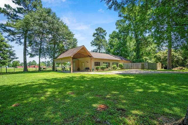 8702 Shadow Lane, Magnolia, TX 77354 (MLS #16915117) :: Connell Team with Better Homes and Gardens, Gary Greene
