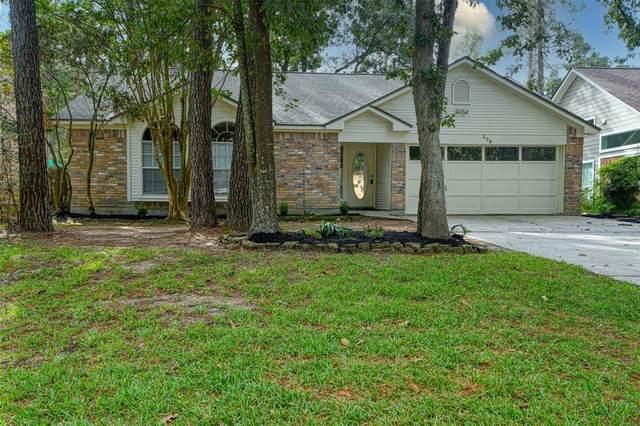 175 E Pathfinders Circle, The Woodlands, TX 77381 (MLS #16916803) :: Len Clark Real Estate