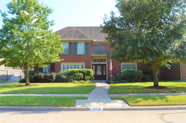 16203 Rainbow Lake Road, Houston, TX 77095 (MLS #16917569) :: The Jennifer Wauhob Team